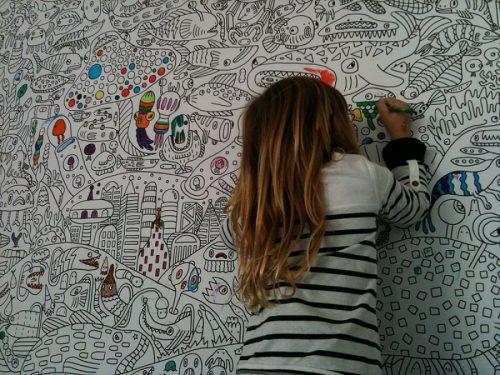 Полезное развлечение, или Зачем нужны раскраски
