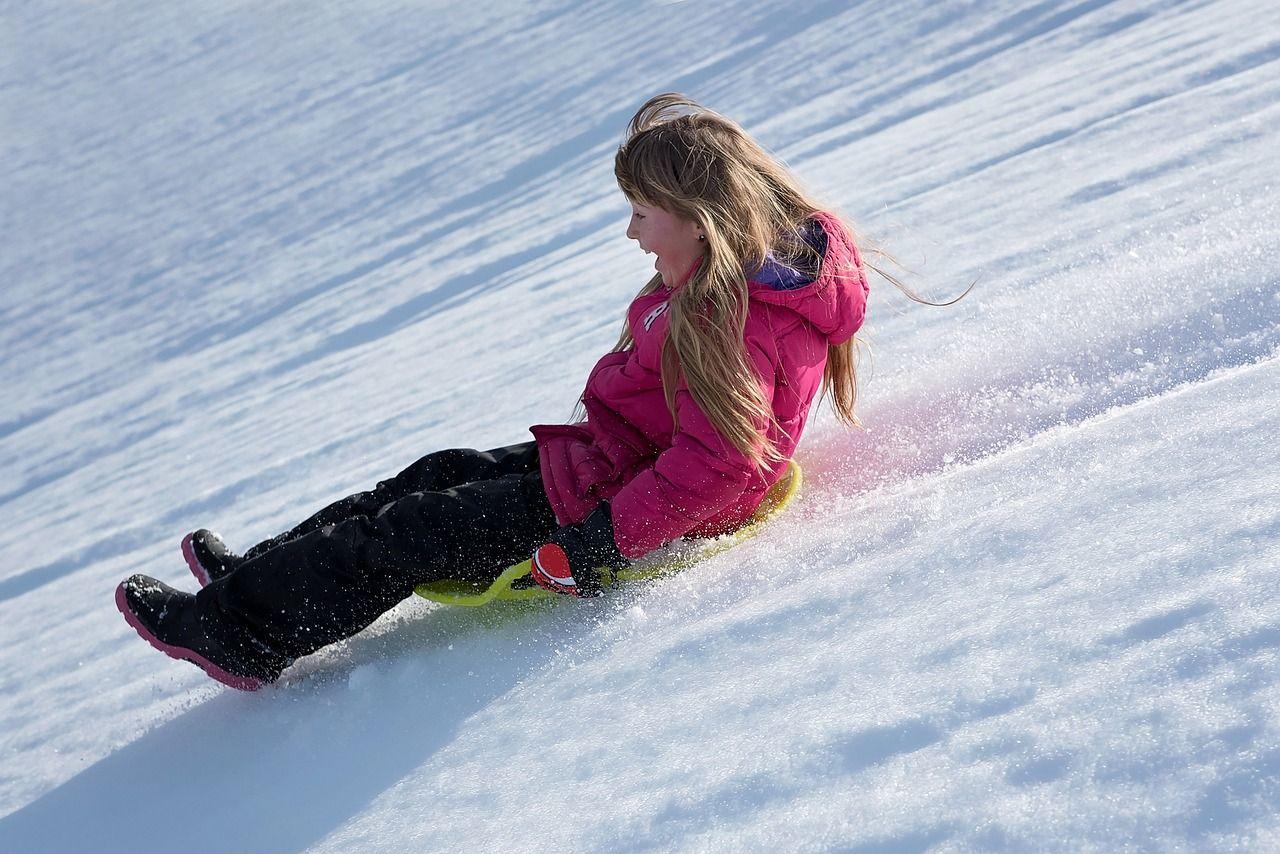 дитячі вірші зима сніг