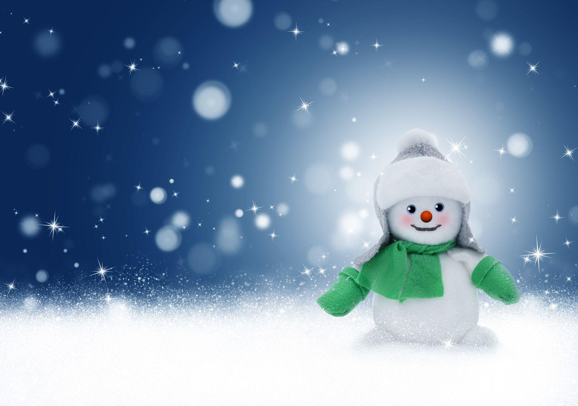 сніговичок віршики прои зиму