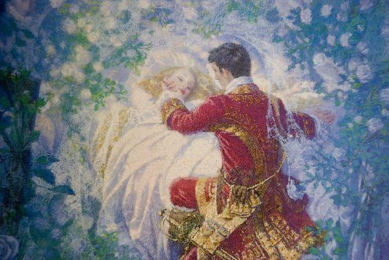 Мастера иллюстрации: известные сказки в работах Christian Birmingham