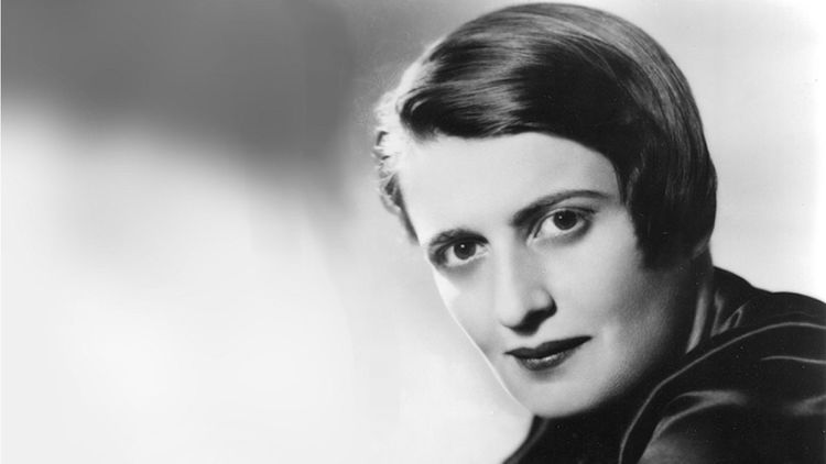 ayn rand photo