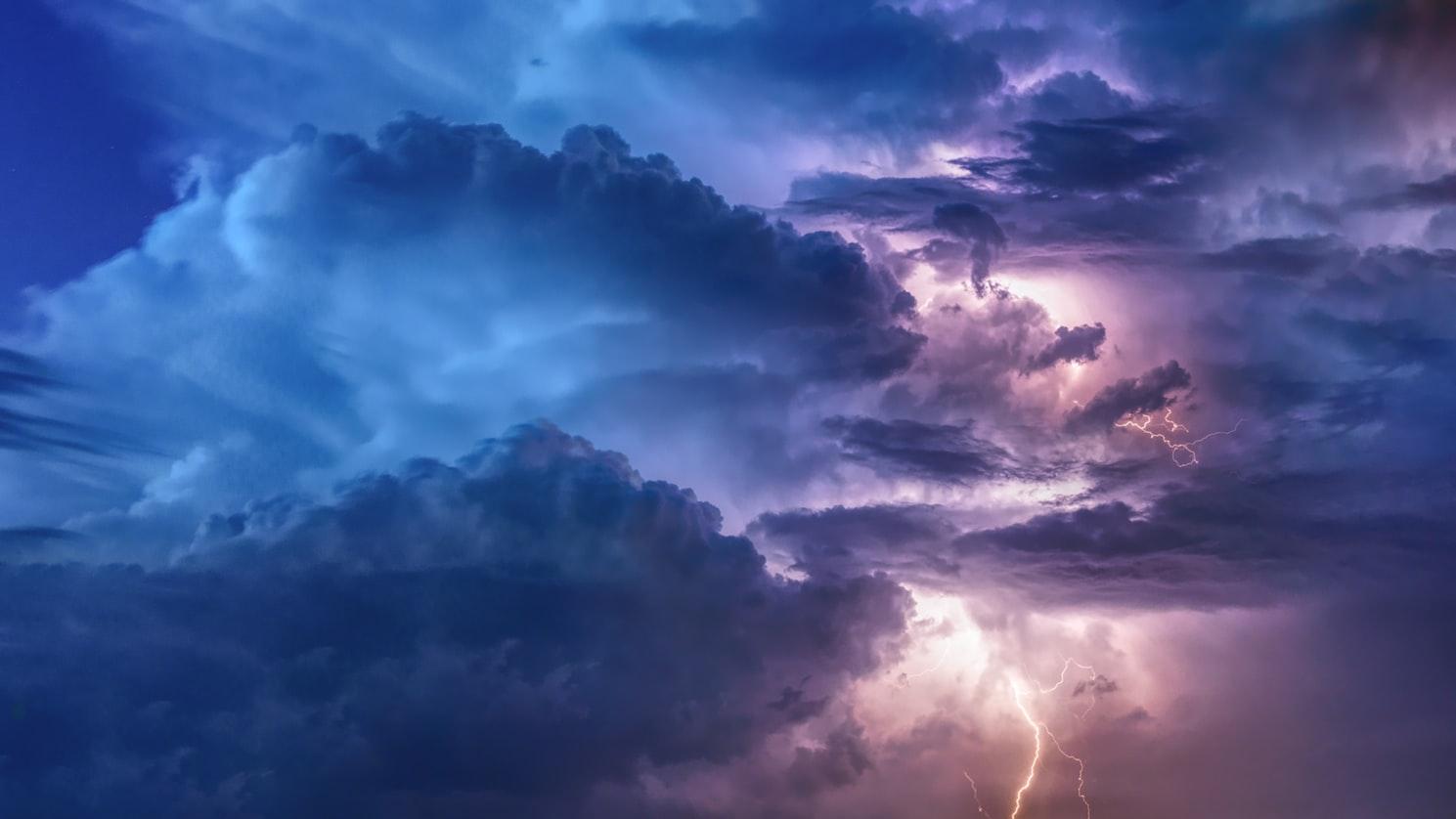 thunderstorm poetry