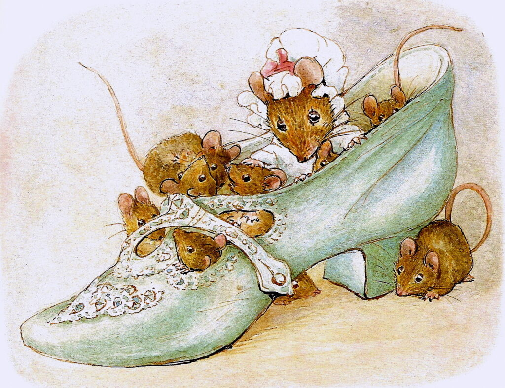 The Charming World of Animal Illustrations by Beatrix Potter