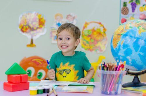 Поэзия знаний: веселые детские стихи о школе