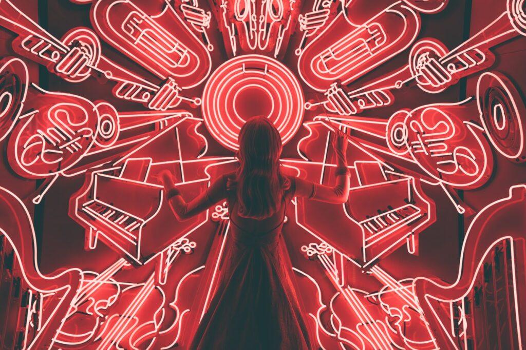 Мелодия слов: любимые стихи о музыке