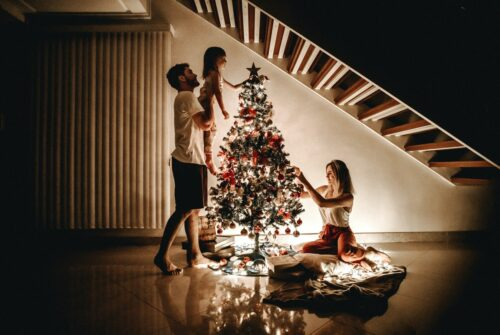 Winter Holidays Magic: Christmas Poems and Songs