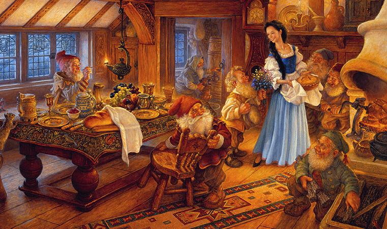 Майстри ілюстрації: казковий художник Скотт Густафсон