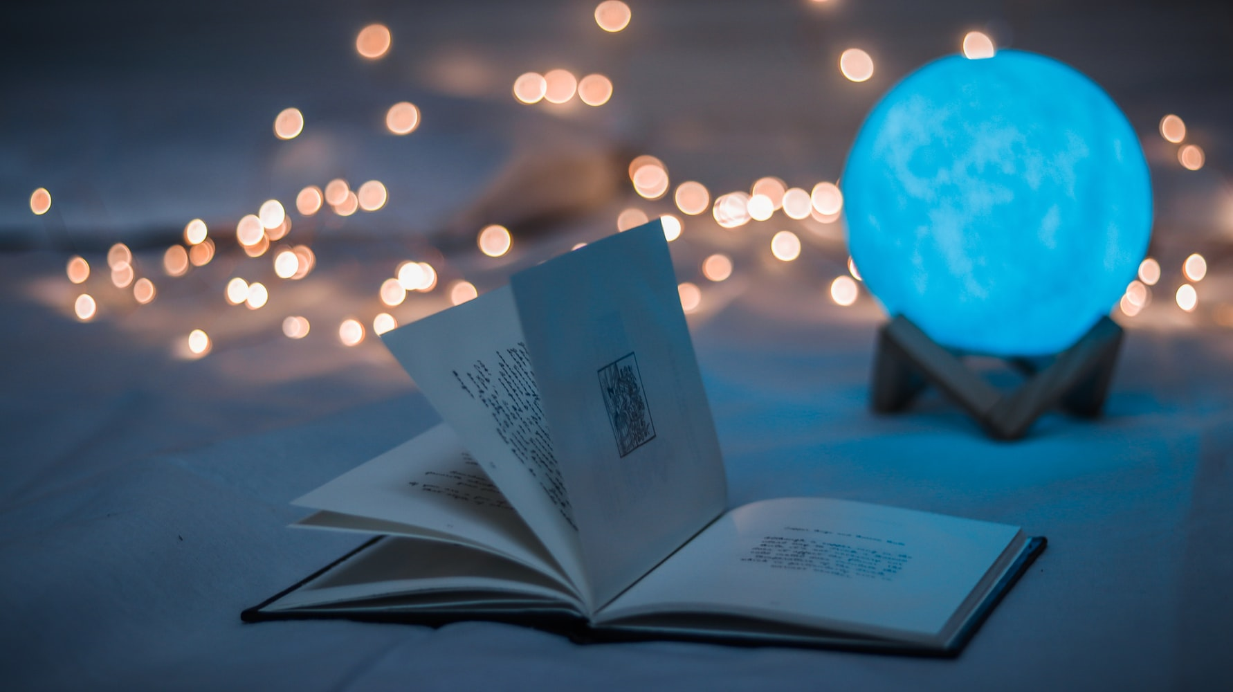 books photography